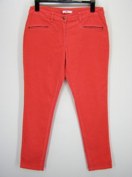Dámské manžestrové kalhoty BONPRIX